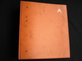 Werkplaatshandboek Citroën Visa Carrosserie