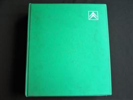 Werkplaatshandboek Citroën Evasion (1994 - 1996) Elektrische Schema's
