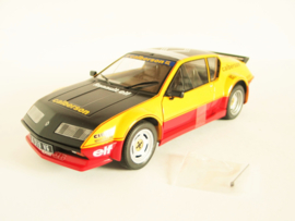 Renault Alpine A310 Pack GT (1983) Rally