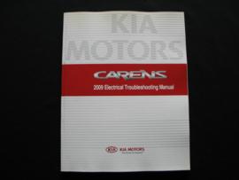 Werkplaatshandboek Kia Carens (2009) (Elektrische troubleshooting)