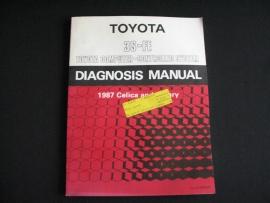 Diagnose handleiding Toyota Celica en Camry