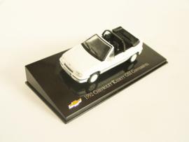Chevrolet Kadett GSI (1992) wit