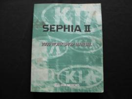 Werkplaatshandboek Kia Sephia II (2000)
