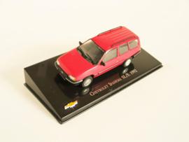 Chevrolet Ipanema SL/E (1992)