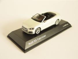 Audi S5 Cabrio (Tofana White)