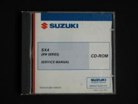 Werkplaats CD Suzuki SX4 (RW415, RW416 en RW419D) (juni 2006)