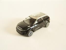 Land Rover LRX zwart