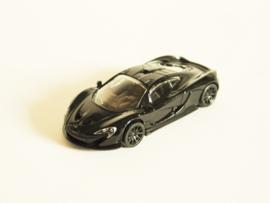 McLaren P1 zwart