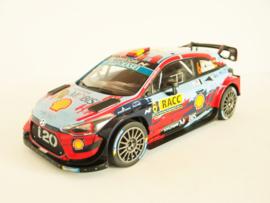 Hyundai i20 Coupé WRC RACC #6 (1:18)
