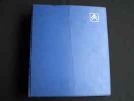 Werkplaatshandboek Citroën Xantia (1998) Elektrische Schema's