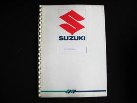 Werkplaatshandboek Suzuki Flat Rate