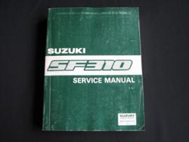 Werkplaatshandboek Suzuki Swift (SF310)