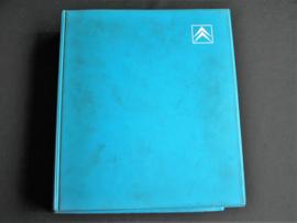 Werkplaatshandboek Citroën Xsara I (1997 - 1998) Elektrische Schema's