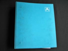 Werkplaatshandboek Citroën Xsara (1997 - 2002) Algemene Gegevens