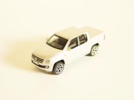 Volkswagen Amarok zilverkleurig