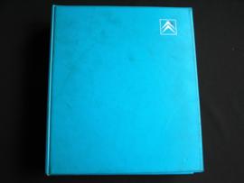 Werkplaatshandboek Citroën Xsara I en II (1999 - 2001) Elektrische Schema's