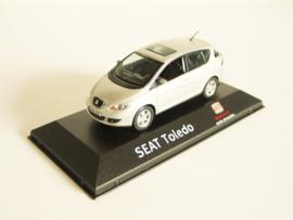 Seat Toledo III zilverkleurig