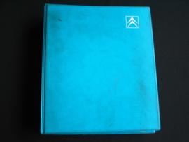 Werkplaatshandboek Citroën Xsara Picasso (1999 - 2001) Elektrische Schema's