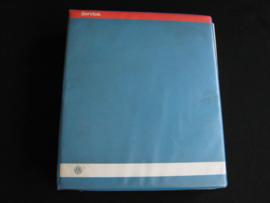 Werkplaatshandboek Volkswagen Sharan (uitgave 1997) elektrische schema's