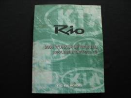 Werkplaatshandboek Kia Rio (2006) (Supplement)
