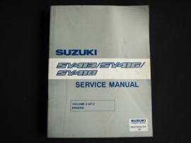 Werkplaatshandboek Suzuki Baleno (SY413, SY416 en SY418) deel 2