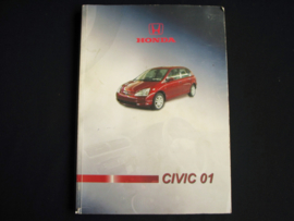 Technical information Honda Civic (2001)