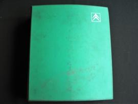 Werkplaatshandboek Citroën Evasion (1998 - 2001) Elektrische Schema's