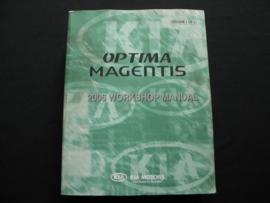Werkplaatshandboek Kia Magentis/ Kia Optima (2006) deel 1