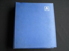 Werkplaatshandboek Citroën Xantia (1999 - 2000) Elektrische Schema's deel 1