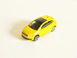 Volkswagen Polo GTI geel