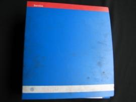 Werkplaatshandboek Volkswagen Passat (1997)