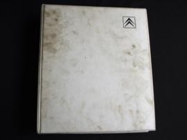 Werkplaatshandboek Citroën Berlingo (1996 - 2003)
