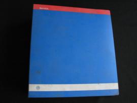 Werkplaatshandboek Volkswagen Passat (1997) (uitgave oktober 1996) elektrische schema's