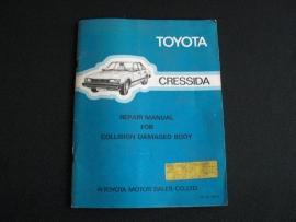 Werkplaatshandboek Toyota Cressida (1981)