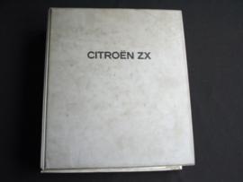 Werkplaatshandboek Citroën ZX Carrosserie