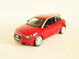 Audi A1 (1:24) rood