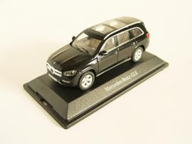 Mercedes Benz GLS (X167) (Obsidian Black)