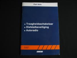 Werkplaatshandboek Fiat Componenten