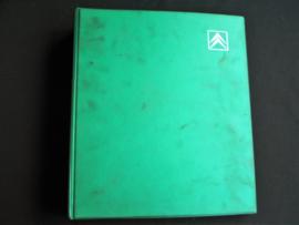 Werkplaatshandboek Citroën Evasion en Jumpy deel 1