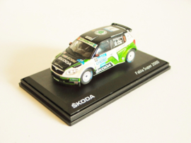 Skoda Fabia S2000 (Azores Rally)