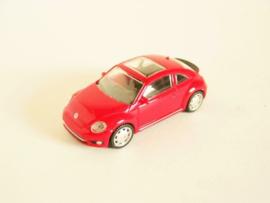 Volkswagen Beetle (2019) rood