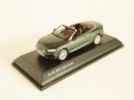 Audi A5 Cabrio (Gotland Green)