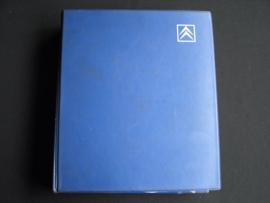 Werkplaatshandboek Citroën Xantia (1994 - 1998) Elektrische Schema's