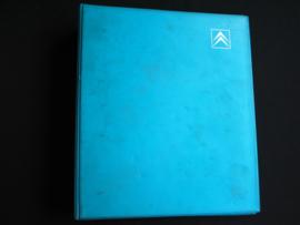 Werkplaatshandboek Technische Mededelingen Citroën Xsara Picasso (2002 - 2006)