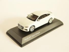 Audi A7 Sportback (Glacier White)