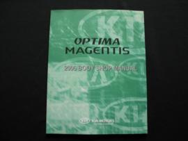 Werkplaatshandboek Kia Magentis/ Kia Optima (2006) (Carrosserie)