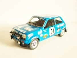 Renault 5 Alpine #4 (1:18)