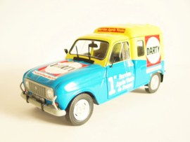 Renault 4 F4 Darty (1988) (1:18)