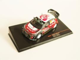 Citroën C3 WRC (Rally Portugal) #10