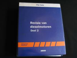 Werkplaatshandboek Revisie Dieselmotoren Fiat (1998)